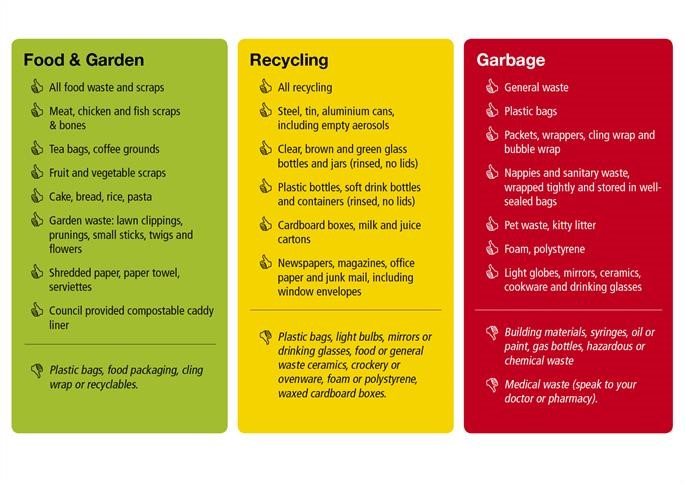 Waste Bins Guide